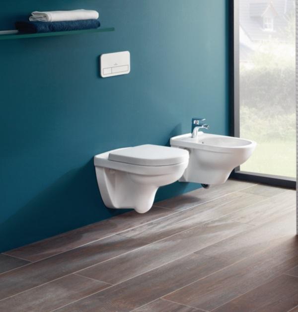 villeroy et boch pack wc suspendu o novo r f 5660f101. Black Bedroom Furniture Sets. Home Design Ideas