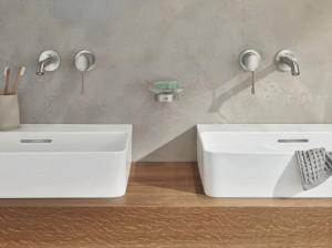 Mitigeur Mural Lavabo Grohe Essence 2 Voies Batineacom