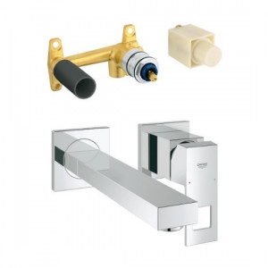 Robinet Mural Lavabo Grohe Eurocube Taille M Batineacom