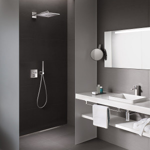 Mitigeur douche encastrable Grohe - Grohe Grohtherm SmartControl