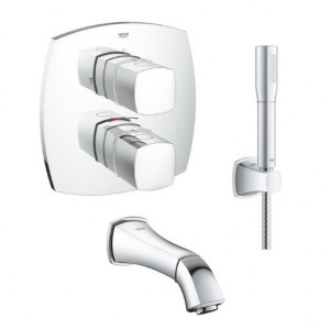 Robinet thermostatique encastrable Grohe Grandera