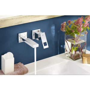Robinet Grohe - mitigeur mural Grohe Eurocube