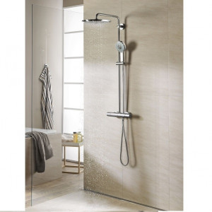 Colonne douche Grohe - Rainshower System 310 - Batinea - OGS Distribution