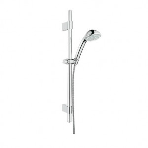 Ensemble douche Grohe - 3 jets - Relexa 100 Trio - Batinea - OGS Distribution