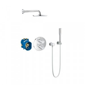 Robinet douche encastrable Grohe Grohtherm 2000 - Grohe Grohtherm 2000 prix