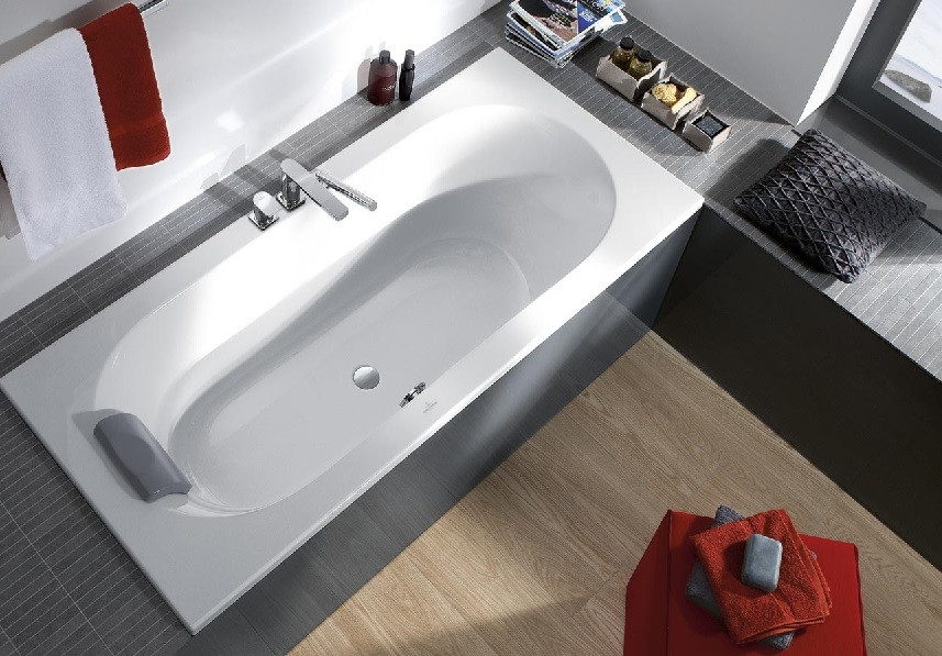 Baignoire Ovale Loop And Friends Villeroy Et Boch