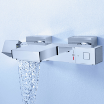 Mitigeur bain-douche thermostatique Grohe Grohtherm cube ambiance 3