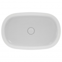 Vasque à poser ovale Ideal Standard Ipalyss, couleur blanc