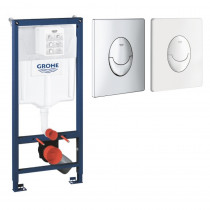 Bati support Grohe - Plaque de commande Grohe Skate Air