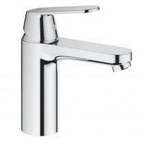 Mitigeur lavabo Grohe Eurosmart Cosmopolitan corps lisse - Taille M
