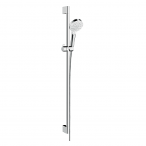 Pommeau douche Hansgrohe Vario - Bbarre douche Hansgrohe Unica Croma