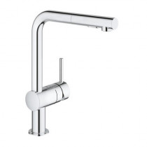 Robinet cuisine Grohe douchette extractible - Mitigeur cuisine Grohe