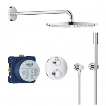 Robinet thermostatique douche Grohe Grohtherm Rainshower Cosmopolitan 310