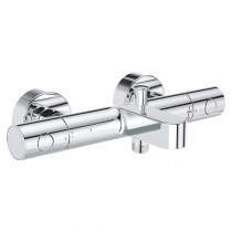 Mitigeur baignoire thermostatique Grohtherm 800 Cosmopolitan Taille M 1/2- GROHE - Batinea - OGS Distribution