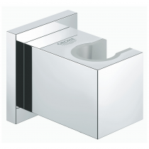 Support mural cube Grohe Euphoria pour douchette