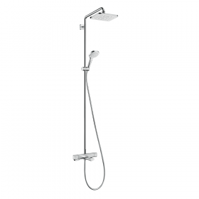 Colonne bain/douche thermostatique Hansgrohe Croma E 280 1 jet