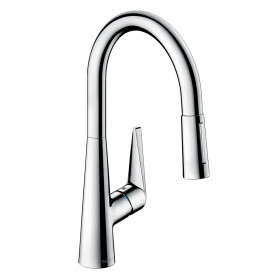 Mitigeur cuisine douchette extractible Hansgrohe Talis M51