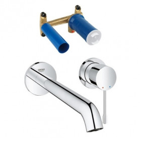 Robinet mural lavabo Grohe Essence Taille L