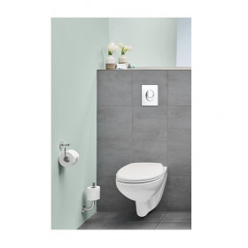 Pack wc suspendu sans bride Grohe Bau Ceramic