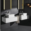 Robinet mural lavabo Grohe Eurocube Taille M