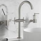 Robinet lavabo couleur Grohe Atrio Taille L