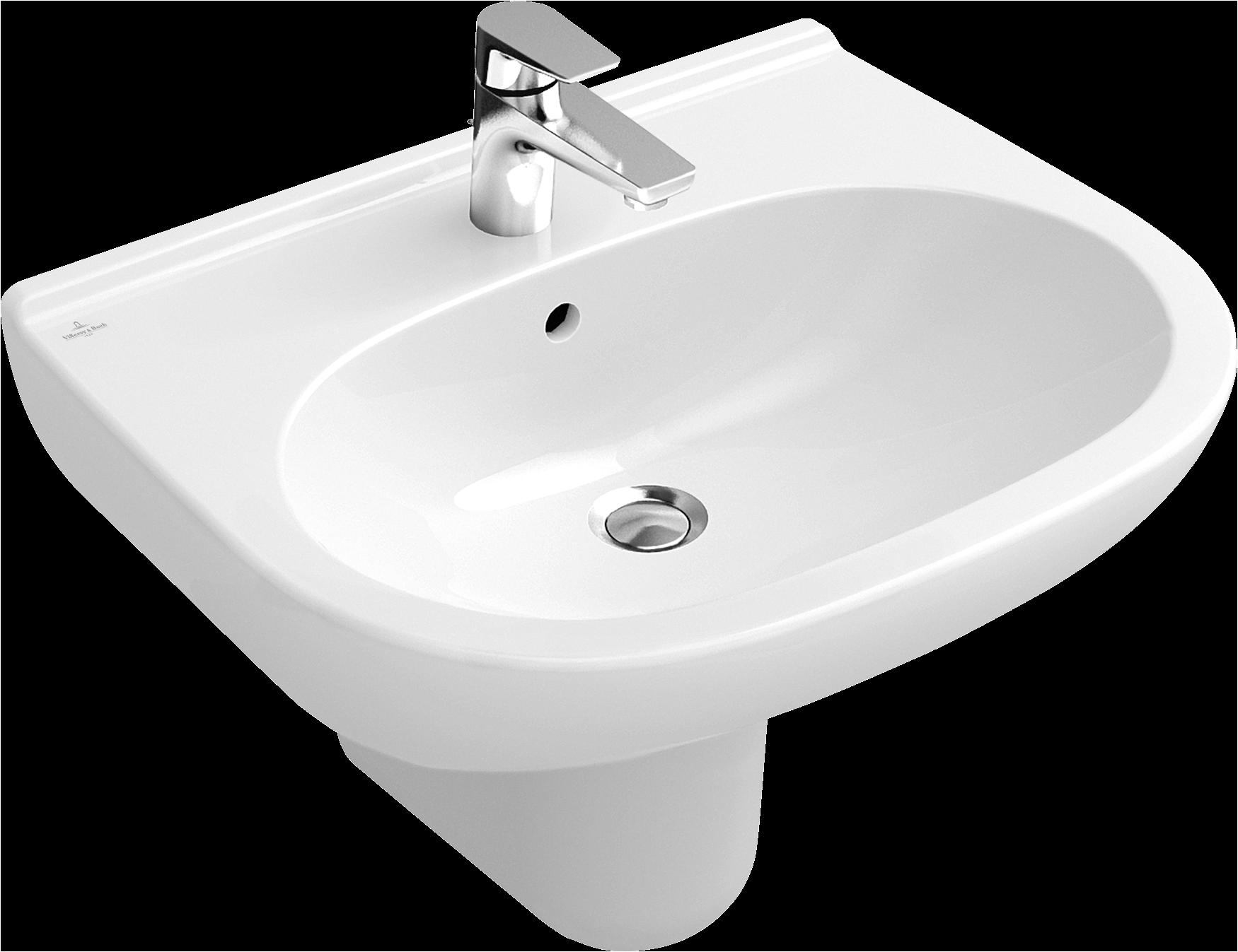 Villeroy et Boch - Cache siphon pour lavabo O.Novo. Villeroy et Boch - Cache siphon pour lavabo O.Novo