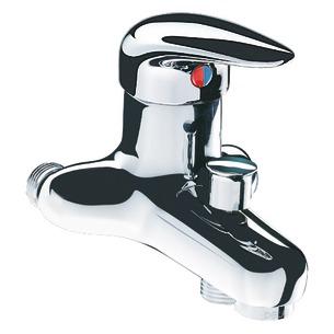 Mitigeur bain-douche entraxes spéciaux Rénovation 2000 Delabie