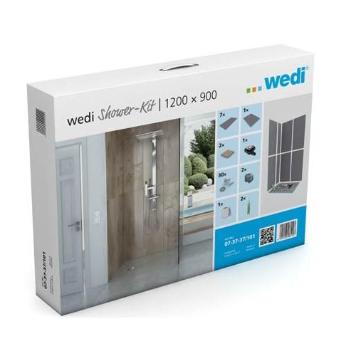 WEDI - Shower kit - , 90 x 90. WEDI - Shower kit - , 90 x 90