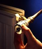 Robinet radiateur eau chauffage central - Reglage robinet thermostatique radiateur ...